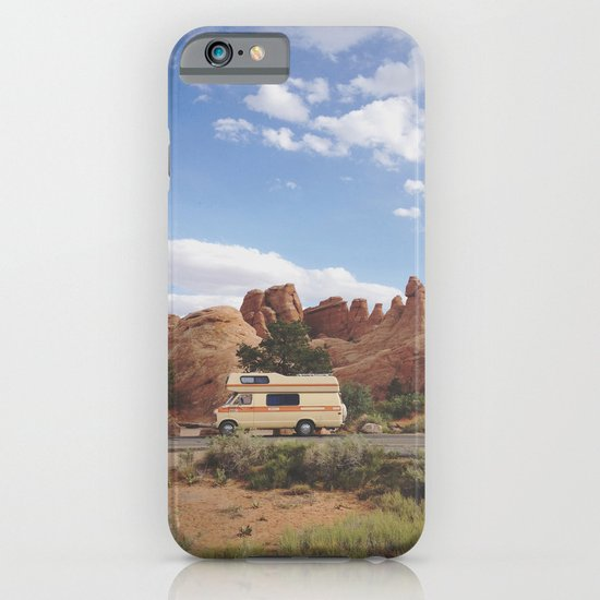 Rock Camper iPhone & iPod Case