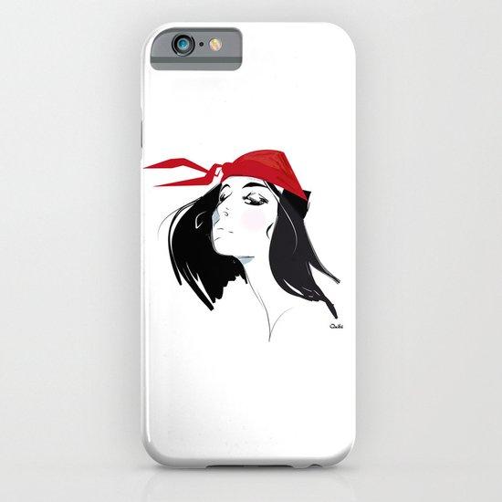 Elektra after Gruau iPhone & iPod Case