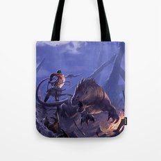 THE BEASTMASTER Tote Bag