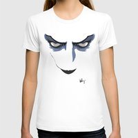 SWEET TRANSVESTITE Womens Fitted Tee White SMALL