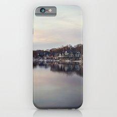 Boat House Row, Philadelphia iPhone 6s Slim Case