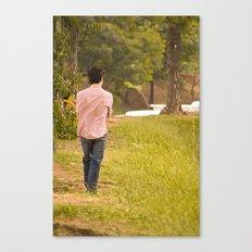 sayonara Canvas Print