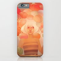 iPhone & iPod Case featuring Glow by loish