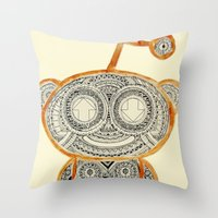 I'm Very Thankful For Al… Throw Pillow