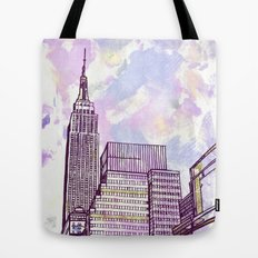 August Breeze Tote Bag
