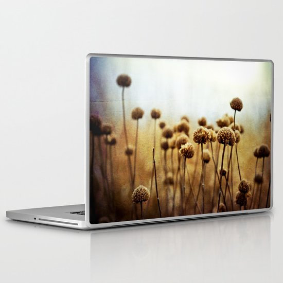Where the Night Runs Into the Day Laptop & iPad Skin