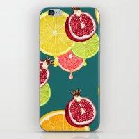 tropic fruit  iPhone & iPod Skin