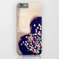 Love is Sweet  - JUSTART © iPhone 6 Slim Case