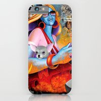 Imaginary Friends Part 1 iPhone 6 Slim Case