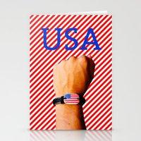 US Patriot Stationery Cards