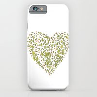 iPhone & iPod Case featuring Nature heart by ChiLi_biRó