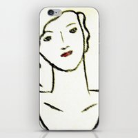 Sketched iPhone & iPod Skin