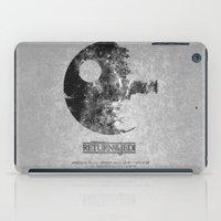 Star Wars - Return Of Th… iPad Case