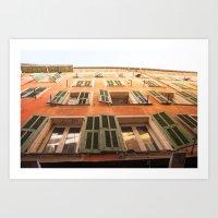 Nice France 5972 Art Print