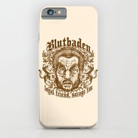 iPhone & iPod Case featuring Blutbaden Sepia by Grady