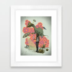 Can I Get a Paradigm Shift Already? Framed Art Print