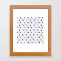 Sails Framed Art Print