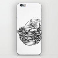 Tangled- Little Finch iPhone & iPod Skin