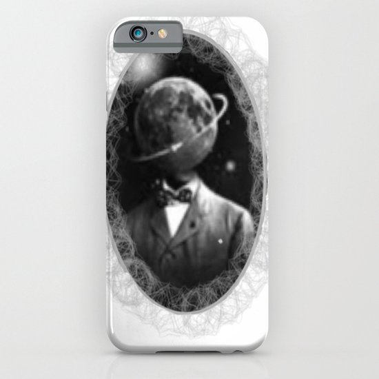 THE PLANET HEAD iPhone & iPod Case