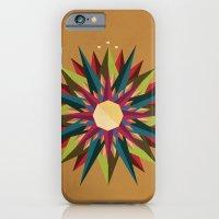 Half Circle Stars iPhone 6 Slim Case