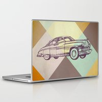 car Laptop & iPad Skins featuring Car by Mr and Mrs Quirynen