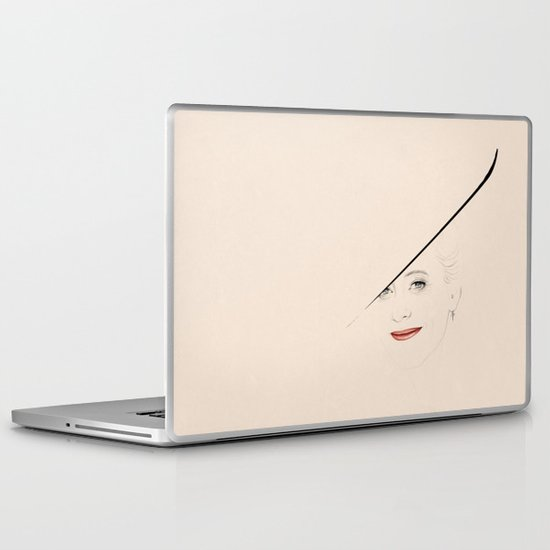 Eliza Laptop & iPad Skin