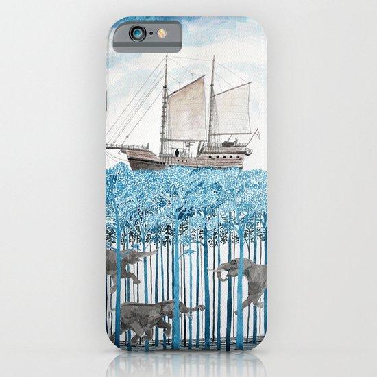 Sea of Trees iPhone & iPod Case