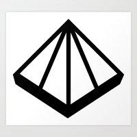OMD Symbol Art Print