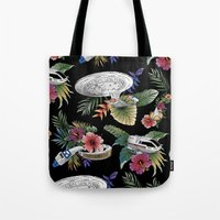 The Next Germination Tote Bag