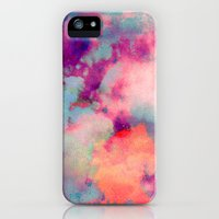 iPhone 5s & iPhone 5 Cases featuring Untitled 20110625p (Cloudscape) by tchmo