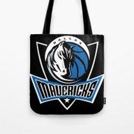 NBA - Mavericks Tote Bag