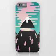 Enchanted Mountains iPhone 6 Slim Case