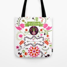 Bird Love Tote Bag