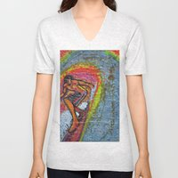 Indian Summer  Unisex V-Neck