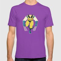 Wolverine Mens Fitted Tee Ultraviolet SMALL