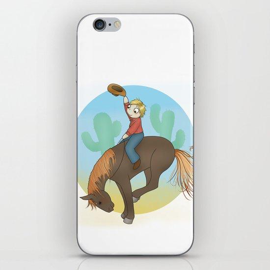 Yee Haw! iPhone & iPod Skin