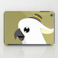 Cockatoo iPad Case
