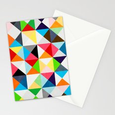 Geometric Morning Stationery Cards