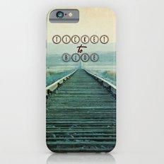 Ticket to Ride Slim Case iPhone 6s