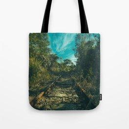 Tote Bag - Abandoned - Mixed Imagery