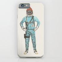 iPhone & iPod Case featuring Zissou In Space by Speakerine / Florent Bodart