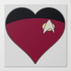 Star Trek Canvas Print
