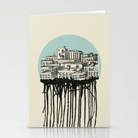 Primary City Stationery Cards
