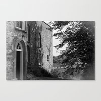 My Little House In The C… Canvas Print