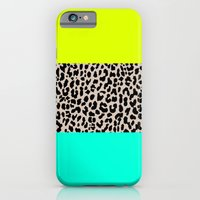 iPhone Cases featuring Leopard National Flag XI by M Studio