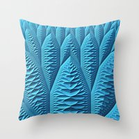 Spears Throw Pillow