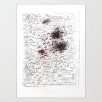 Battlefield I Art Print