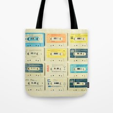 All Tomorrow's Parties Tote Bag
