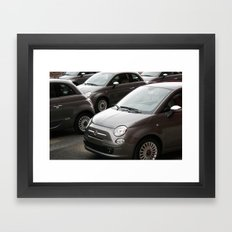 2009 - Serial Killers I - E=Fiat2 Framed Art Print