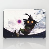 Zelda Majora's Mask : The Skull Kid iPad Case